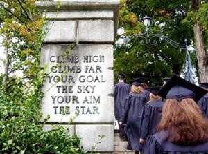 climb high climb far
